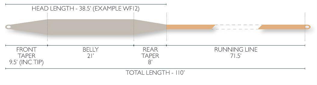 airflo-super-dri-gt-fly-line-taper-diagram