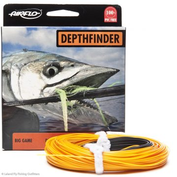 depth finder line